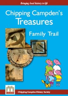 Chipping Campden Treasures Family Trail front cover