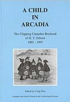 A Child in Arcadia front cover