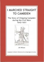 I marched straight to Cambden front cover