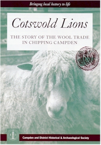 Cotswold Lions front cover
