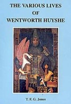 The Various Lives of Wentworth Huyshe front cover