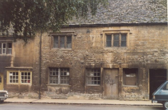 Ladbroke's house, formerly a butcher's shop | Mary Fielding