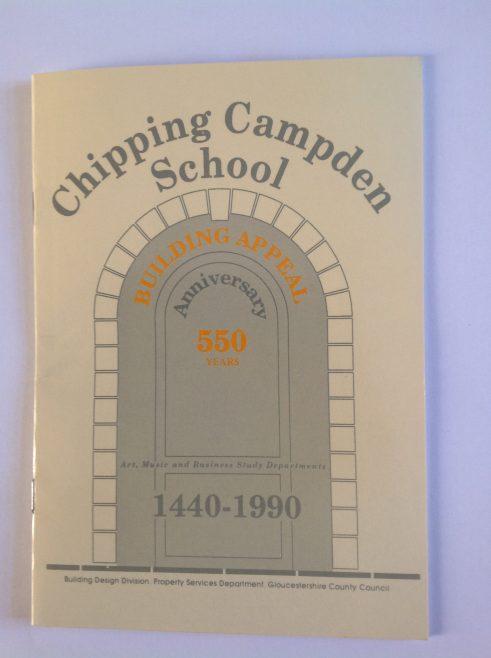 Chipping Campden School Building Appeal