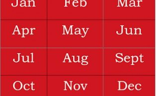 Campden Month by Month
