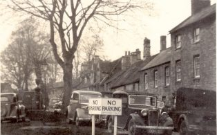 Parking problems in Leasebourne 1946-1947