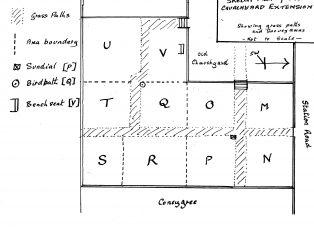 St. James Graveyard extension