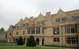 Trip to Apethorpe Palace and Lyveden New Bield