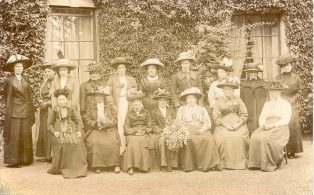 Women's Suffrage in Campden