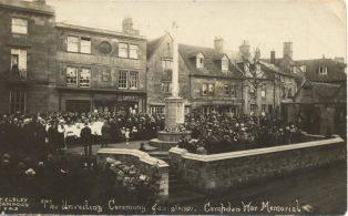 Campden War Memorials