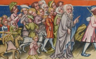 People on the move in Campden and District in the Middle Ages