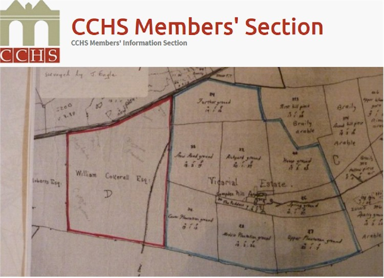 CCHS Members' Section
