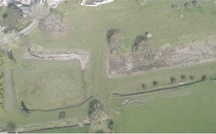New Geophys survey on Campden House site