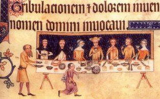 A Royal Visit - 800 Years ago