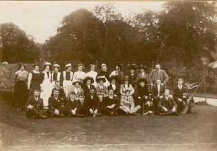 Group c. 1911