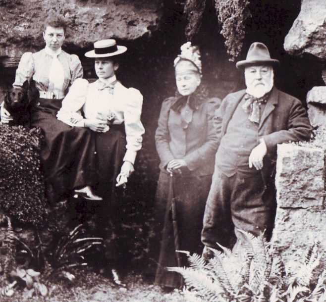 William Higford Griffiths & Family