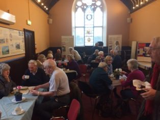 The 2019 Members' Coffee Morning was greatly enjoyed | CCHS