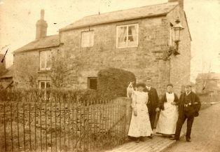 Camside, with an unknown family
