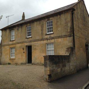Former Methodist Chapel, Campden