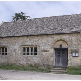 Exterior of the Friends Meeting House, Broad Campden