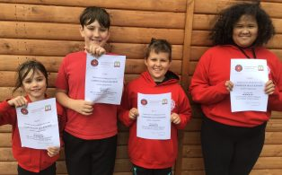 Campden in Lockdown - primary schools competition