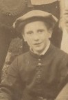 Harry Warmington in 1908, dressed for a Guild play
