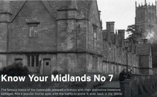Know your Midlands: famous towns of the Cotswolds