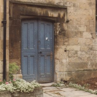 Doorway of the Junior School | Mary Fielding