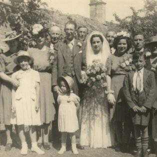 wedding Bennett-Rathbone