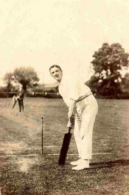 Cricketer c.1907