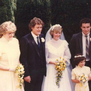 wedding O'Reilly-Merriman