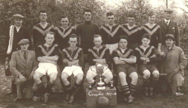 Campden  AFC 1937-38