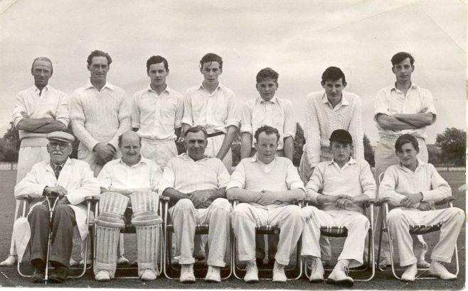 Campden cricket team c.1960