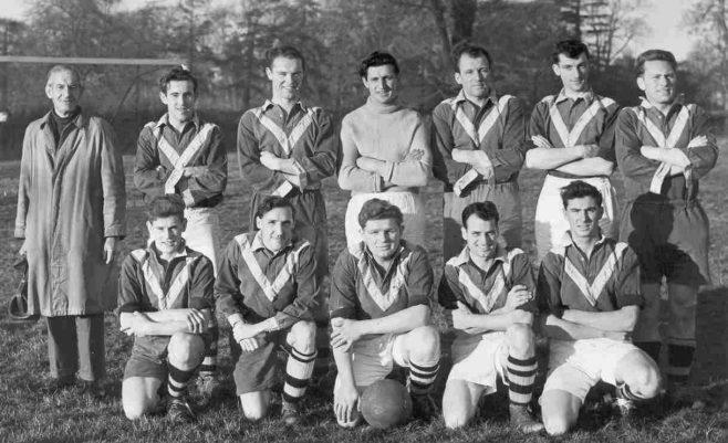 Campden Football Team 1955