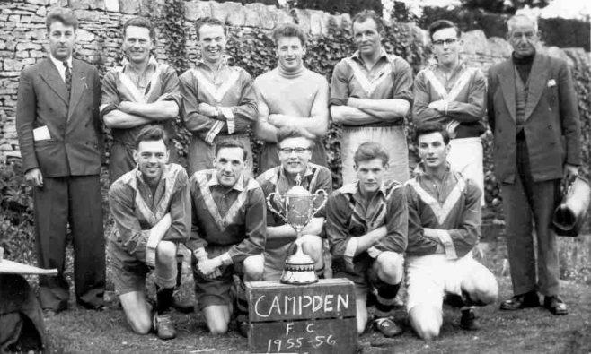 Campden FC 1955-56