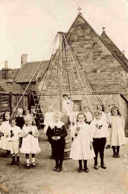 The RC School Maypole