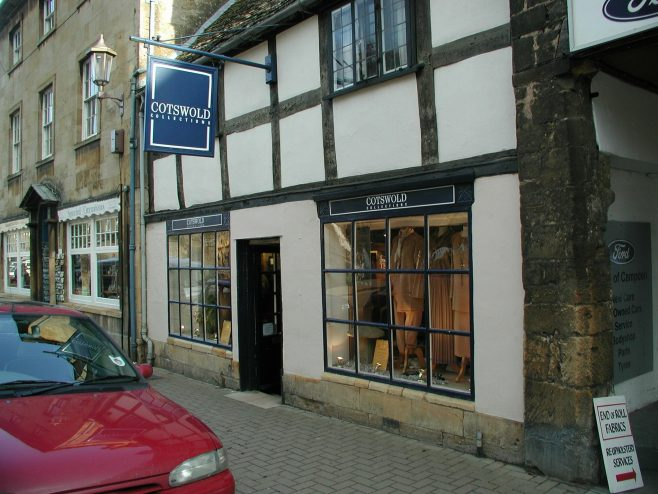 Cotswold Collection, a clothes shop, which closed in 2010