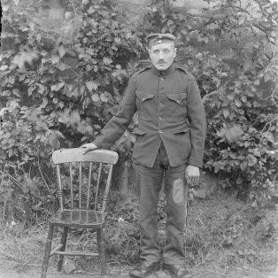 WWI German POW