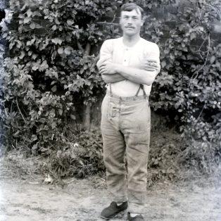 WWI German POW | Jesse Taylor