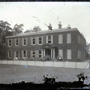 Norton Hall during WW1 | Jesse Taylor