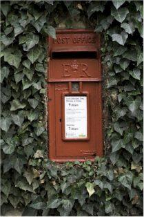 Leasbourne postbox