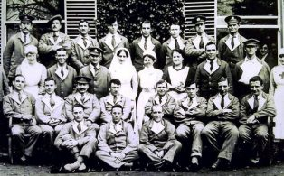 Norton Hall Hospital - Soldiers' Stories