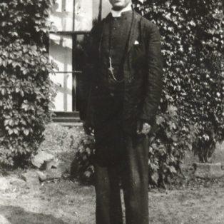 Rev G E Hitchcock