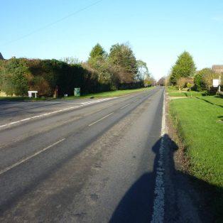 Aston Road, 2014   Alan Barclay