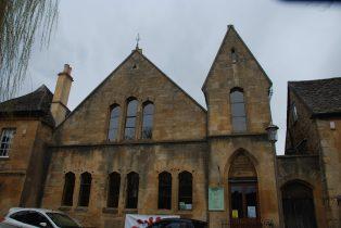The Baptist Church | Mary Fielding