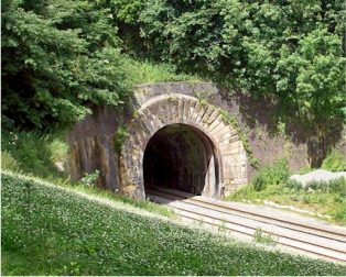 Campden railway Tunnel