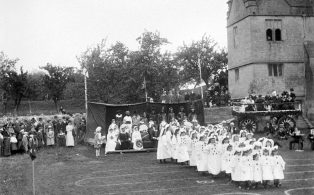 Whit Week Fetes & Floral Parades