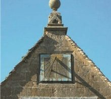 Sundials in Campden