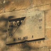 Dial House sundial