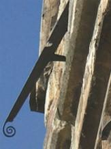 sundial on Green Dragon House