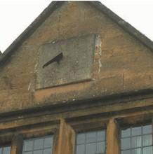 Grevel House sundial